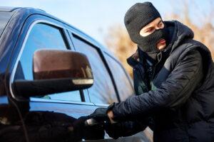 car thief in queens, ny