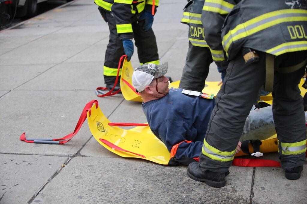 Assault in Brooklyn NY