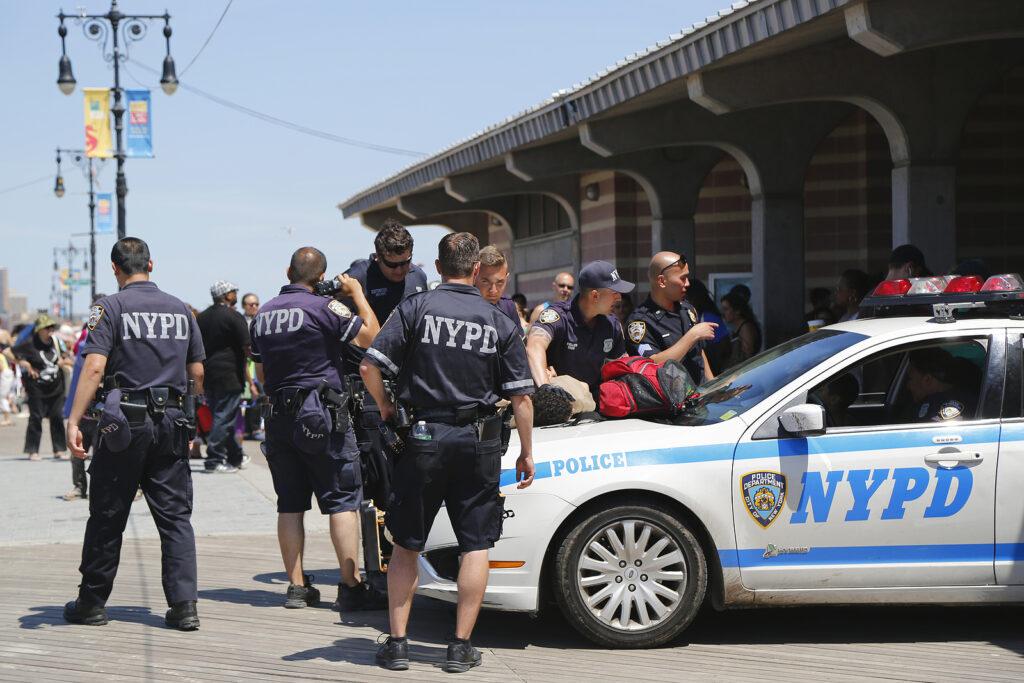 murder rates in Brooklyn, NY